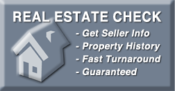 Real Estate Background Check